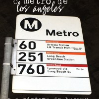 O Metrô de Los Angeles