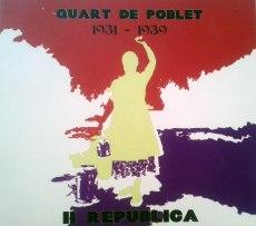 Caràtula del cd, editat per Ajuntament de Quart