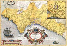 Valentiae regni, olim Contestanorum si Ptolemaeo, Edetanorum si Plinio credimus (Jerónimo Muñoz, 1ª versió 1584)