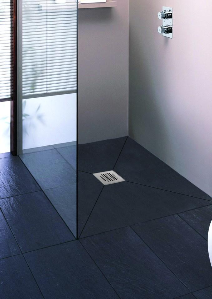 Installation Of Linear Drain Systems Quartz By Aco