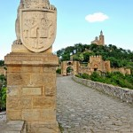 Veliko Tarnovo, ancient capital of Bulgaria