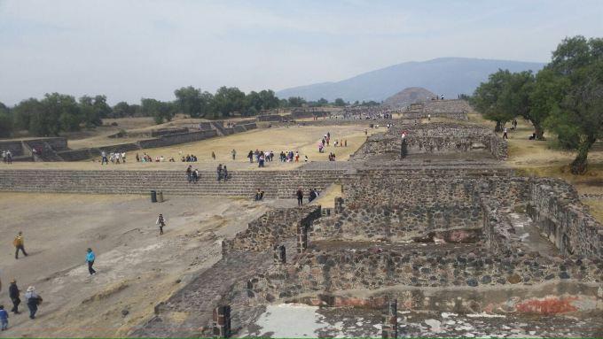 Como chegar às pirâmides de Teotihuacan, no México