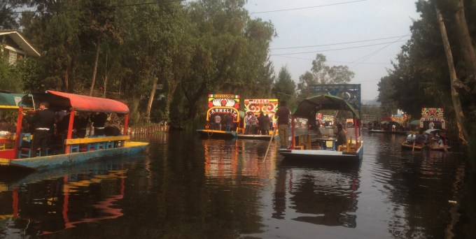 Como conhecer Xochimilco