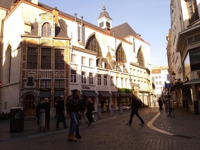 Roteiro de 1 dia em Bruxelas