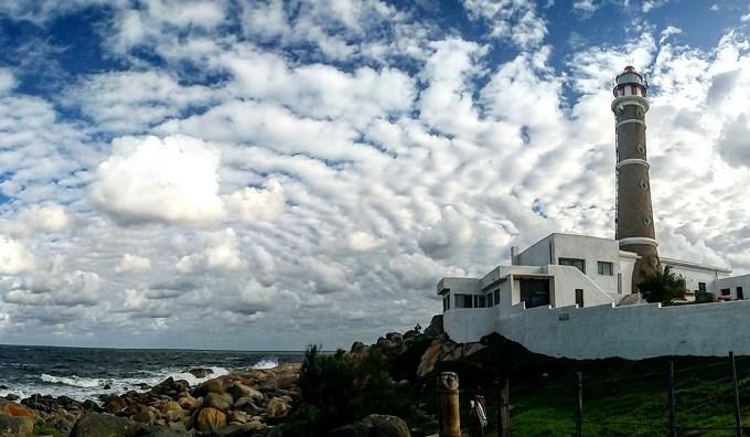 Roteiro passando por Cabo Polonio, no Uruguai