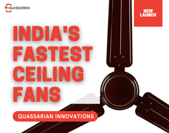 India's Fastest Ceiling Fans