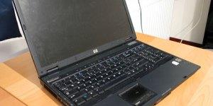 A Dirty laptop