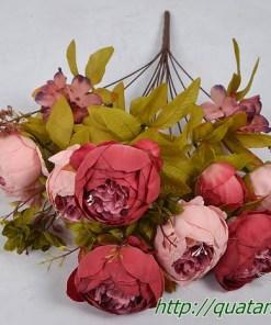 Hoa giả trang trí giá rẻ