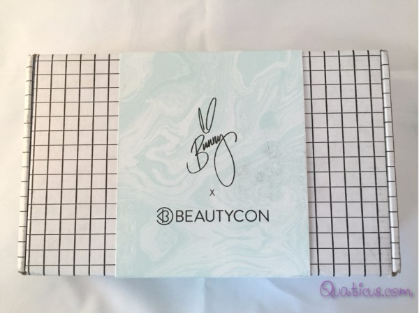 Beautycon Spring Beauty Essentials Subscription Box Curated by Grav3yardgirl Bunny
