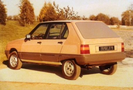 Citroën Visa restylage Heuliez (2)