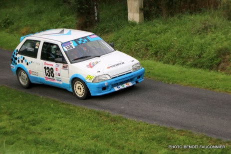 Rallye Le Béthunois - ES8 Le Turbeauté (133)