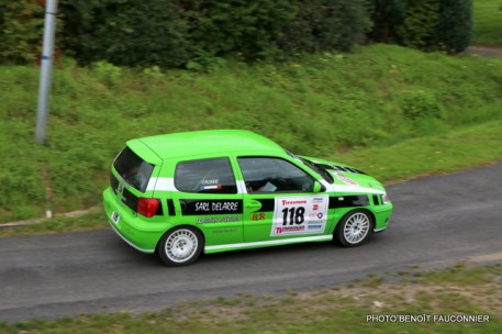 Rallye Le Béthunois - ES8 Le Turbeauté (256)