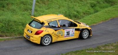 Rallye Le Béthunois - ES8 Le Turbeauté (29)