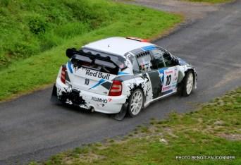 Rallye Le Béthunois - ES8 Le Turbeauté (32)