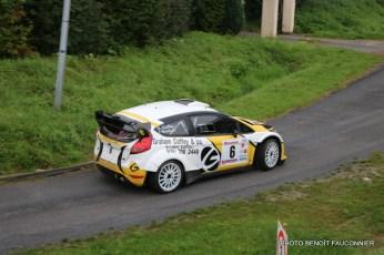 Rallye Le Béthunois - ES8 Le Turbeauté (40)