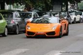 Rassemblement Neckbreakers Béthune - Lamborghini Gallardo Spyder