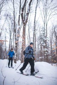 Ski-raquette Duchesnay 11