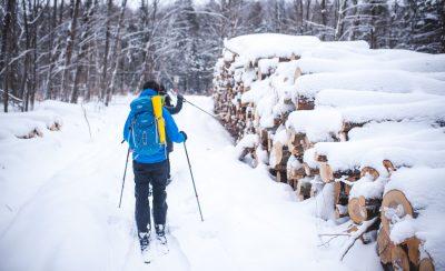 Ski-raquette Duchesnay 5