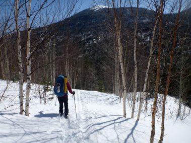 Ski de randonnée nordique Demie-Traversée de Charlevoix 7