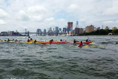 Manhattan Kayak Circumnavigation 03