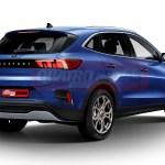 Segredo Nova Geracao Do Ford Ecosport Crescera E Tera Traseira De Mustang Quatro Rodas