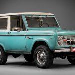 Classicos Ford Bronco Primeiro Suv Da Marca E Raiz E Cheio De Valentia Quatro Rodas