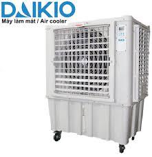 Quạt điều hòa Daikio DK-15000A tận dụng nước tạo mát giống gió sông