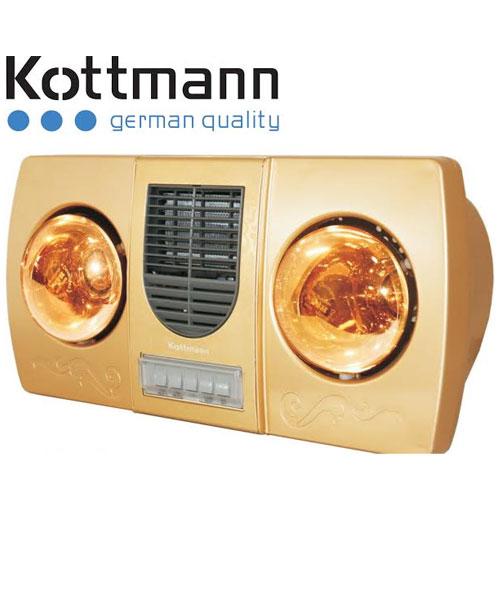 Đèn sưởi nhà tắm Kottmann Kottmann K2B-HW-G