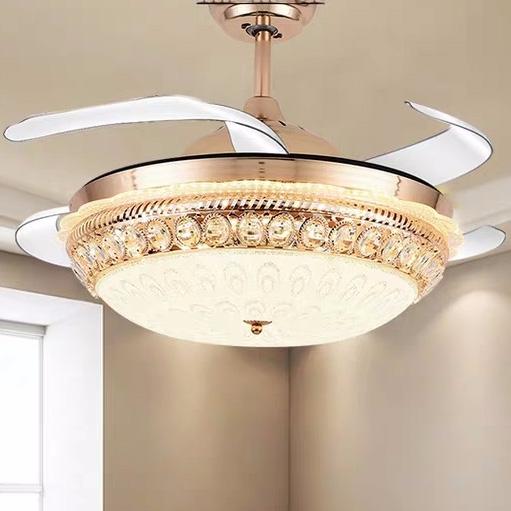 Quạt trần đèn Breezelux 9050