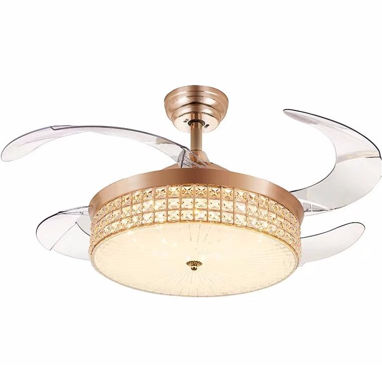 Quạt trần đèn trang trí Breezelux 8112