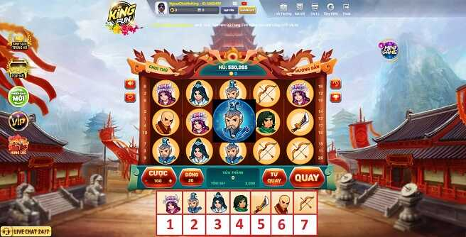 King Fun [Event] Tham gia ngay - GiFTCODE liền tay