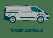Ford Transit Custom L2