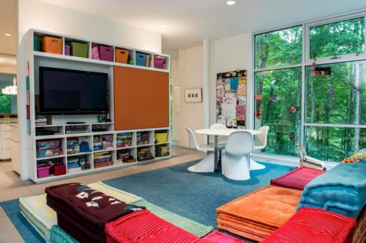 design a playroom
