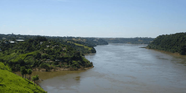 longest river in the world Parana River