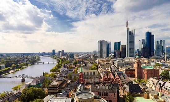 Que hacer en Frankfurt vista