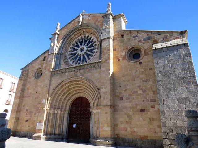 Iglesia San Pedro Avila