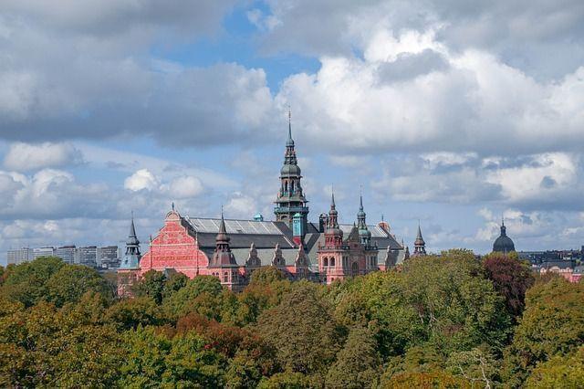 Paisajes de Estocolmo