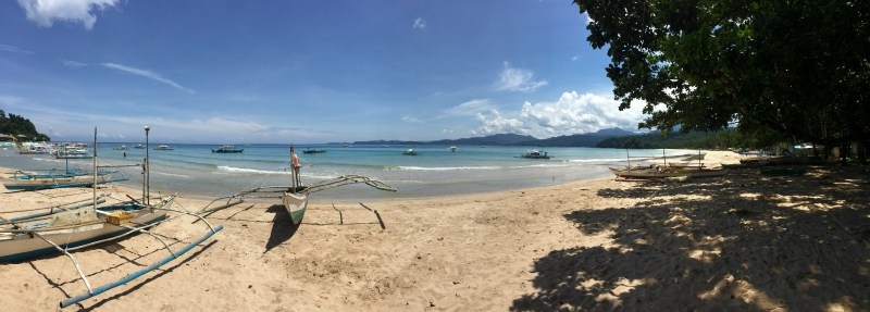 PuertoPrincesa.com – Sabang Beach. Photography by EM@QUE.COM