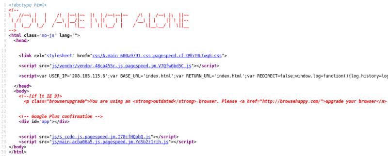 que-com-ctp-mr-robot-webpage-javascript