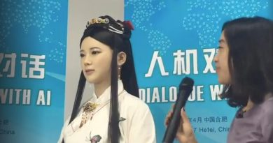 Artificial Intelligence from China