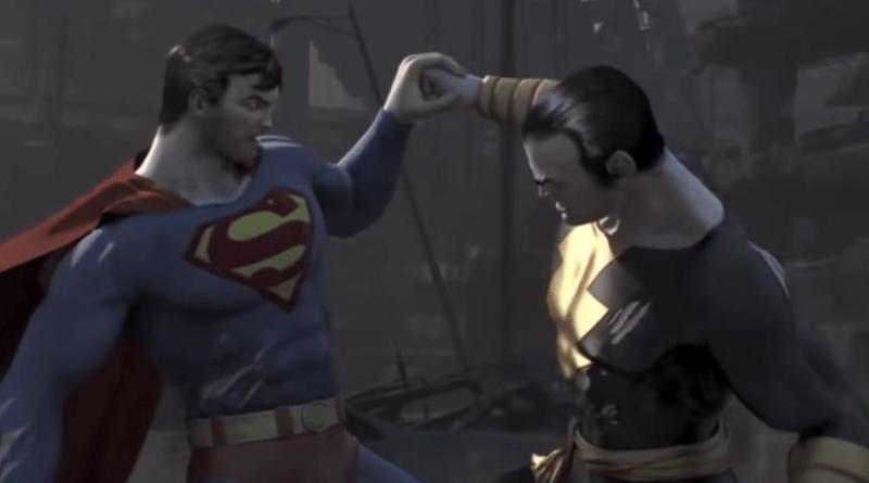 Que Com Justice League Full Movie 2017 Superman Vs