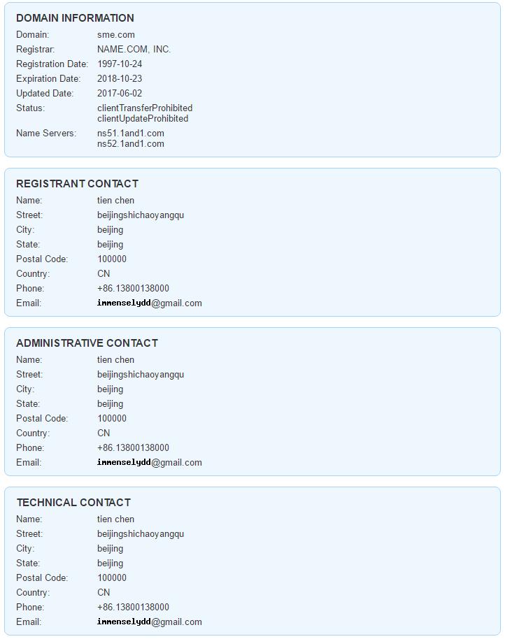 QUE.com.SME.com.stolen.domainname