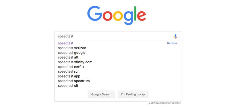 Que.com.Google.Internet.SpeedTest.Search.PNG