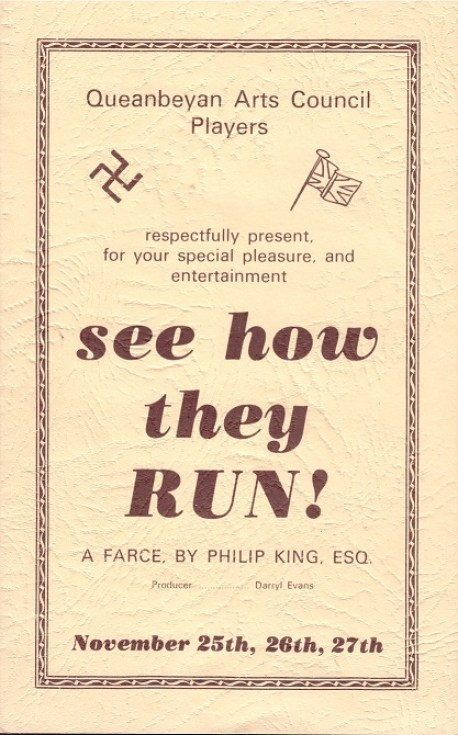 1977 See How They Run