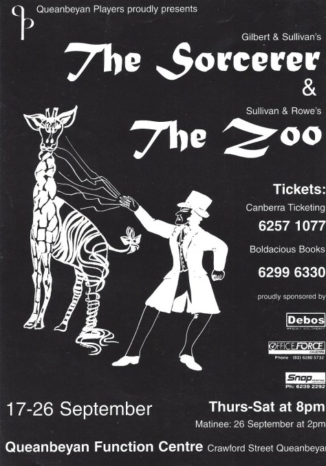 1998 The Sorcerer and The Zoo