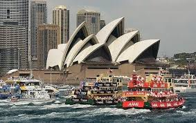 Australia Day Ferrython