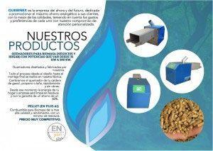 fabricante de productos calderas quemadores biomasa y pellets