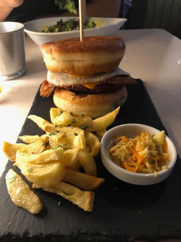 Donutburger La Taberna