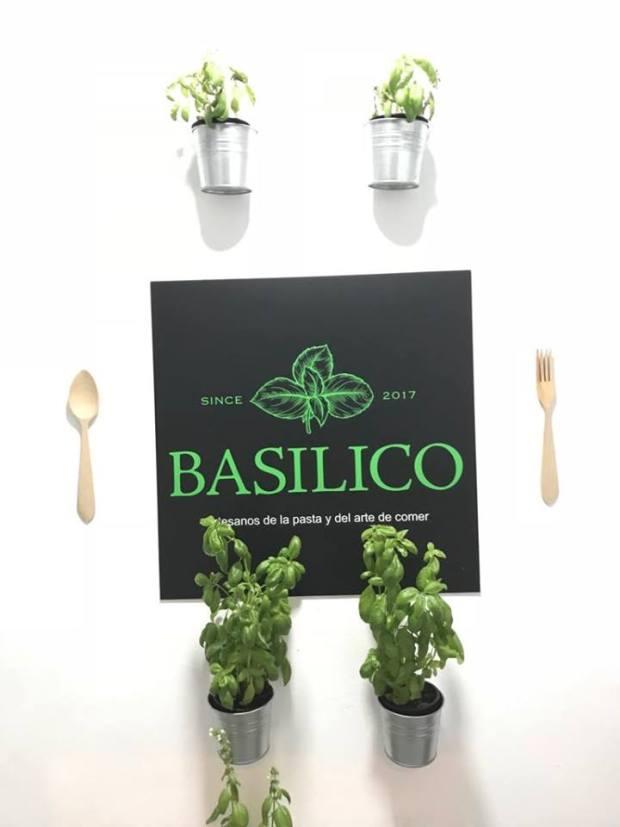 Entrada Basilico