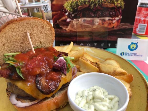 hamburguesa dolce vita
